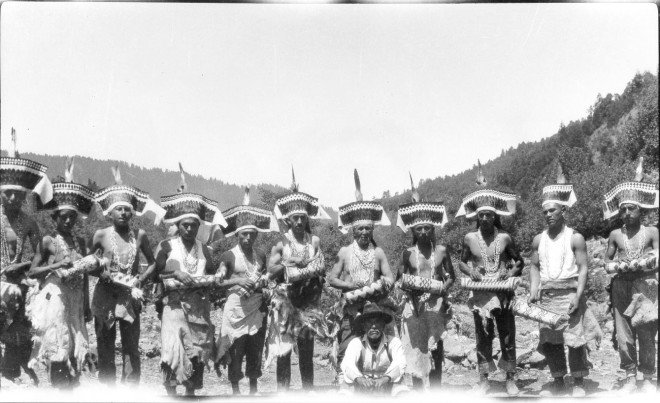 jump dancers 1926