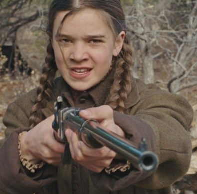 true grit mattie ross on a Fourteen-year-old mattie ross (hailee steinfeld) joins an aging us and lifted by some of the coens' most finely tuned, unaffected work, true grit is a worthy companion to the charles portis book true grit photos a mesmerizing epopee that evokes the true grandeur of classic.