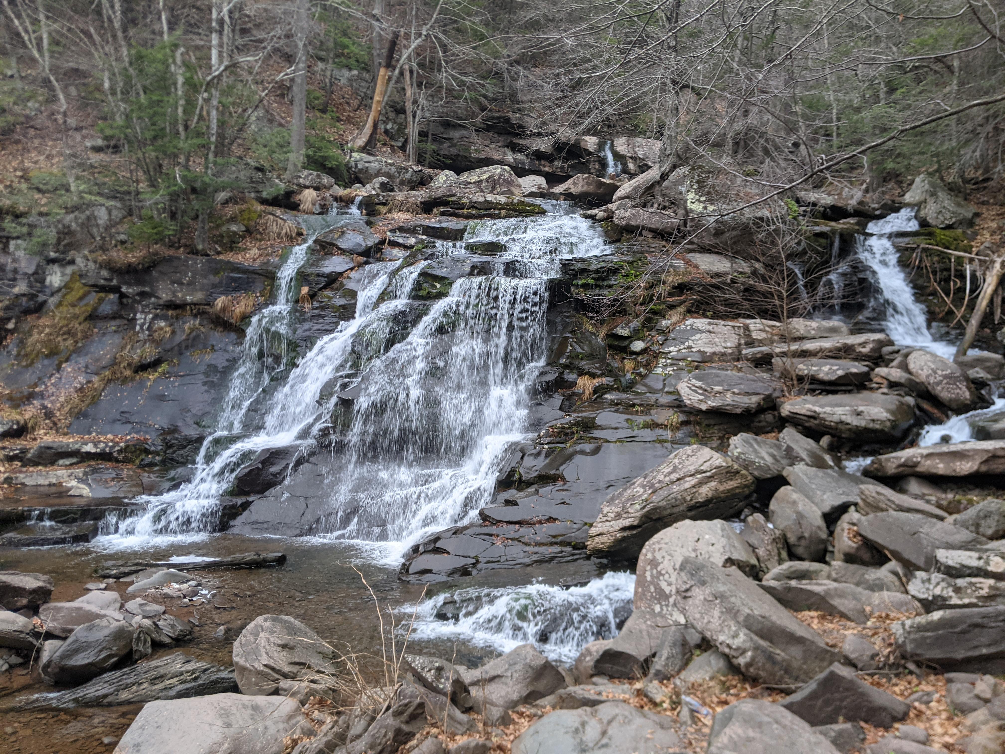Kaaterskill Falls - lower