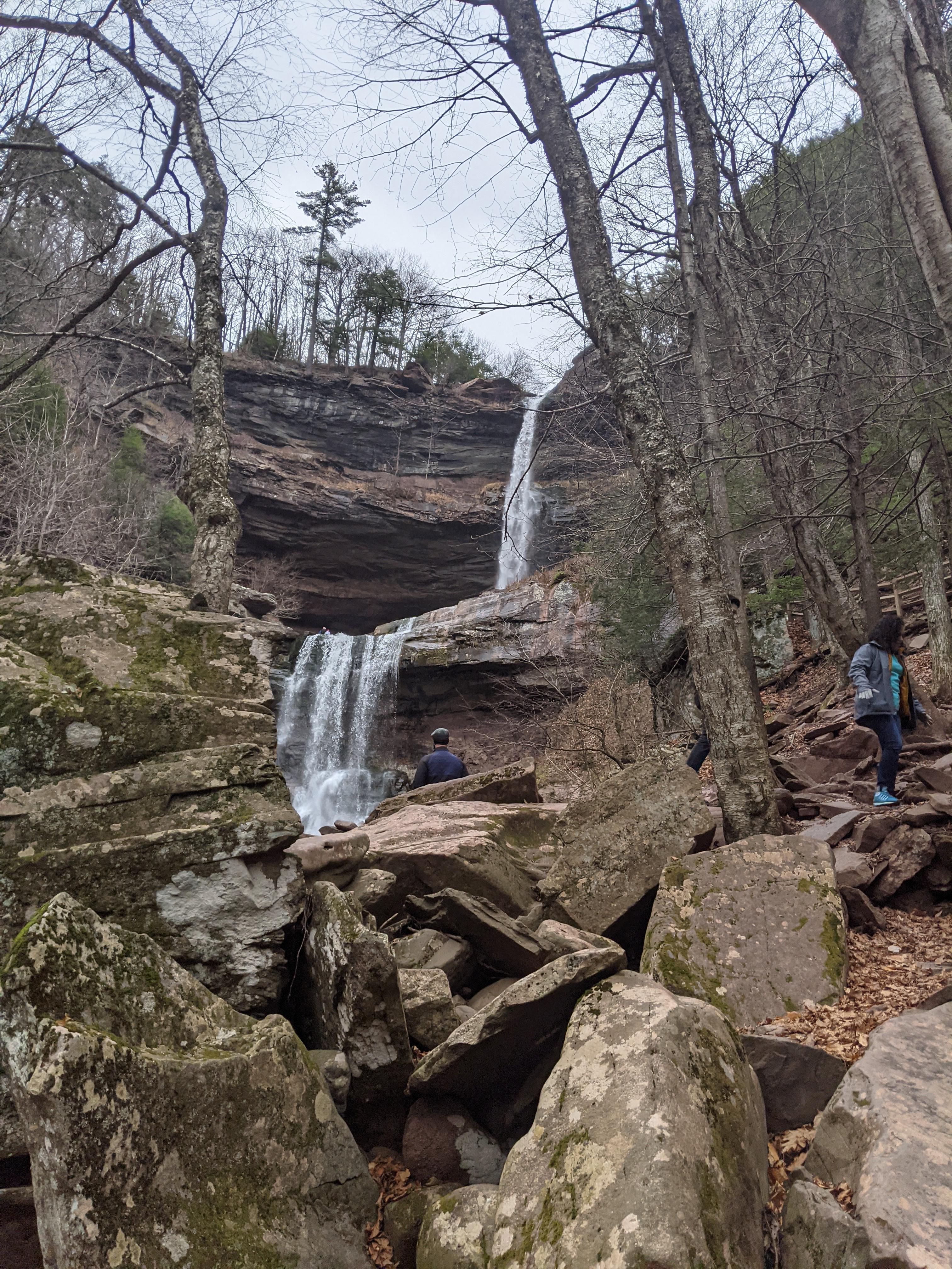 Kaaterskill Falls upper - 2